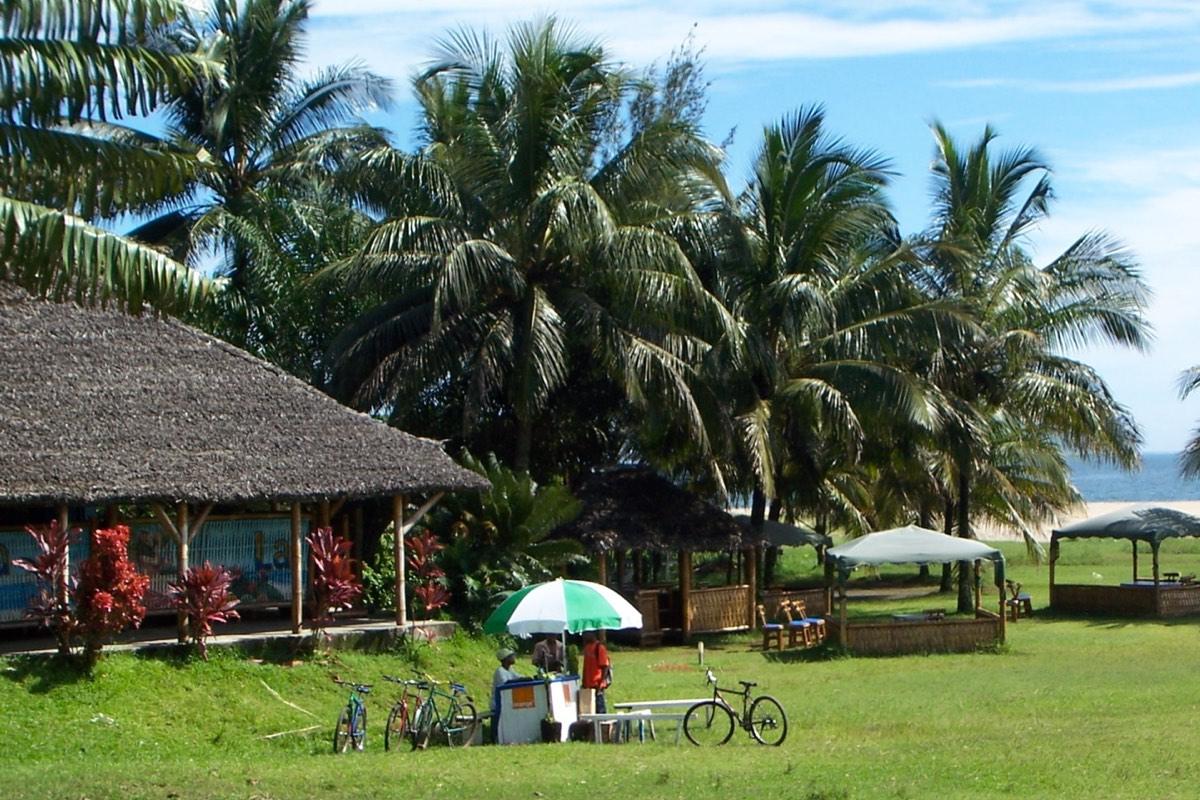 Toamasina, la plus grande ville de l'Est de Madagascar. I Aizawaiza